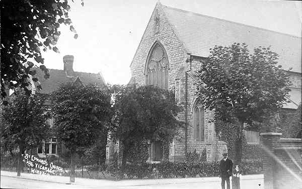 St Edwards circa 1910