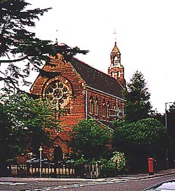 All Saints - Frances Road