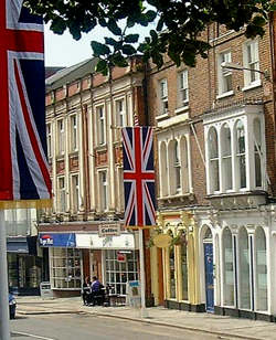 High Street Windsor