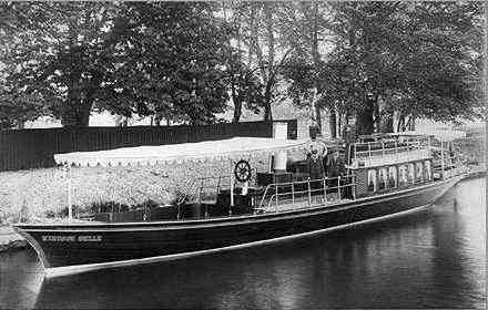 Thge Windsor Belle in 1901