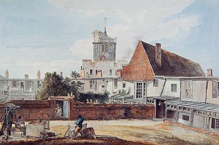 Sandby Cloisters 1770