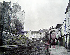 Thames Street 1856