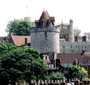 Curfew Tower from the Railway Viaduct