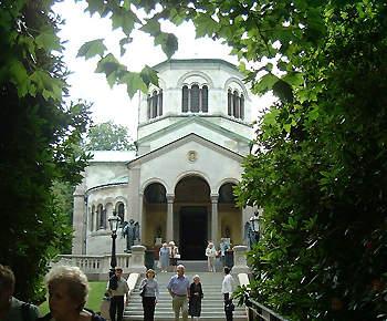 Frogmore+mausoleum
