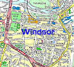 Windsor Map Link The Royal Windsor Web Site