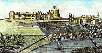 A Guide To Windsor Castle Its Construction And History The Royal Windsor Web Site