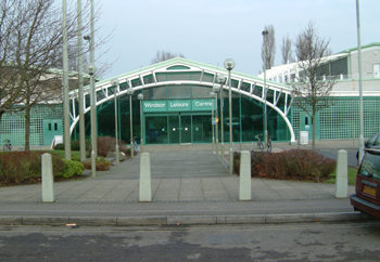 The War Memorial Swimming Baths 1963 And Baths Island