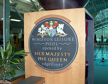 The Leisure Centre The Royal Windsor Forum